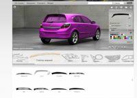 виртуальный тюнинг автомобиля