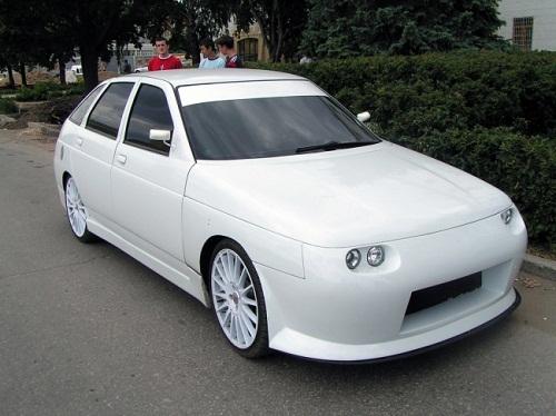 Тюнинг авто Ваз фото