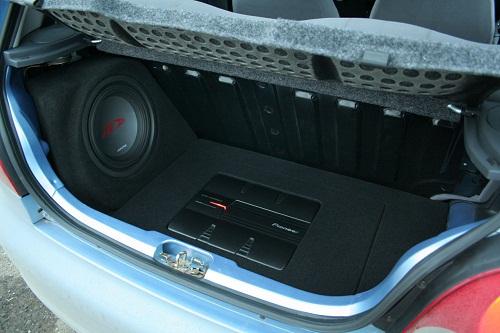 Новая акустика для автомобиля