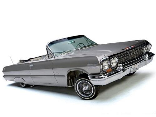 Тюнинг автомобилей по-американски