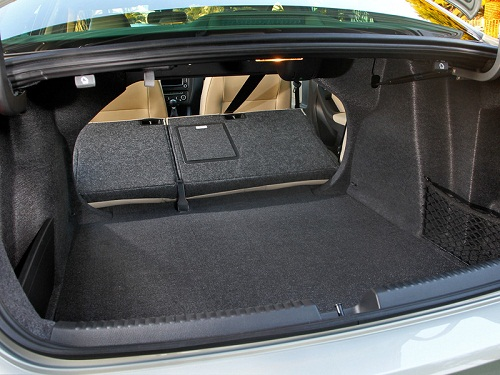 Багажник автомобиля Фольксваген