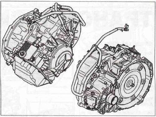 Как устроена автоматическая коробка на Peugeot 307