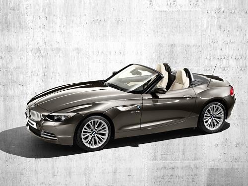 Типы кузовов автомобилей BMW