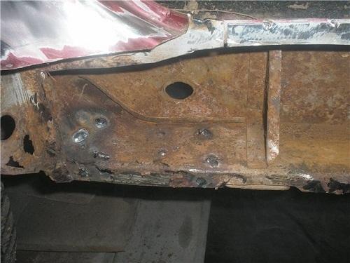 Восстановление кузова автомобиля ваз