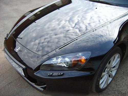 Полировка кузова авто пастой 3М