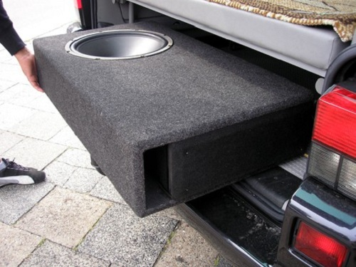 Аксессуары для тюнинга Volkswagen T4