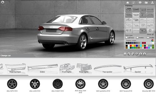 Виртуальный дизайн машины