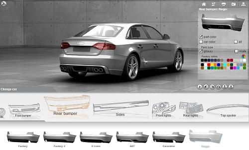 Модернизация внешности авто