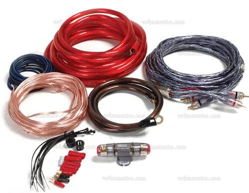 Набор проводов для подключения